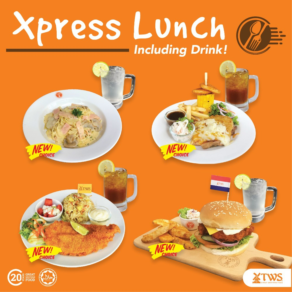 XPRESS LUNCH
