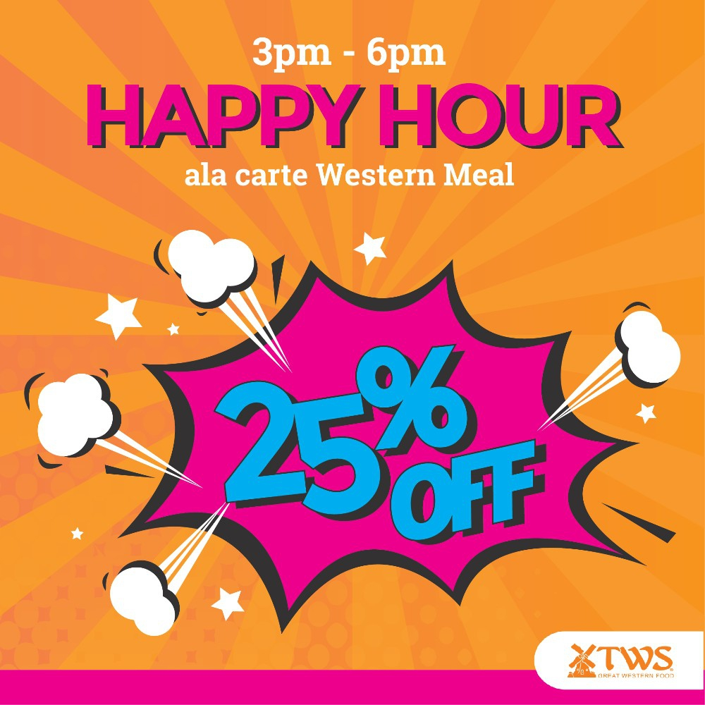 TWS Happy Hour
