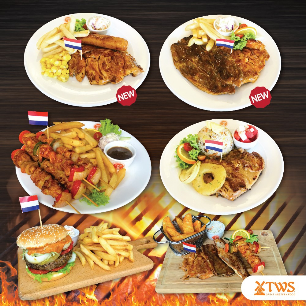 TWS Great Western Food